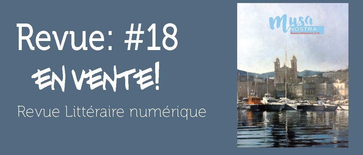 Permalien vers:Revue Littéraire #18